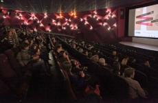 Westwind film festival in St. Petersburg