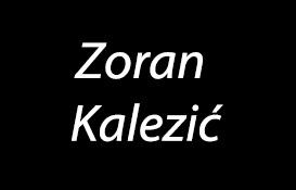 zoran kalezic