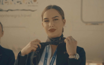 Montenegro Airlines campaign 2020
